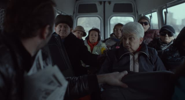 Bienvenue à bord du minibus délirant de Give Me Liberty