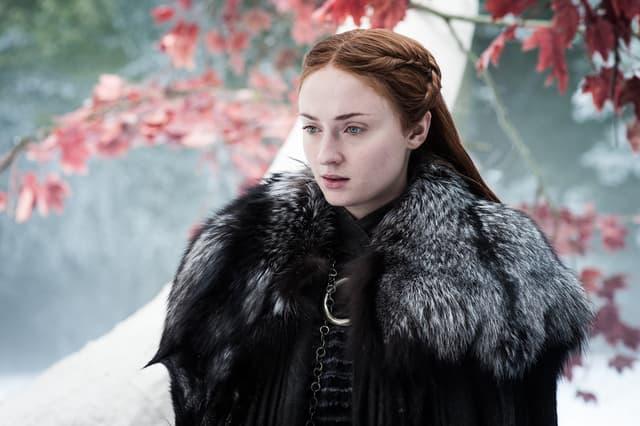 Sansa Stark, la reine du Nord, finira-t-elle sur le trône de fer ?
