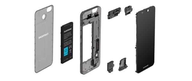Le Fairphone 3 sous toutes les coutures.