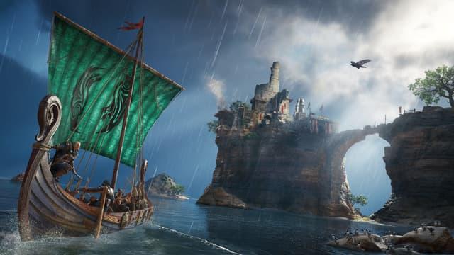 L'exploration, à drakkar ou à pieds, sera fortement encouragée dans Assassin's Creed : Valhalla