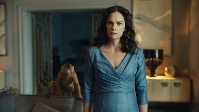 Miss Coulter, femme mystérieuse et redoutable liée à Lyra dans His Dark Materials