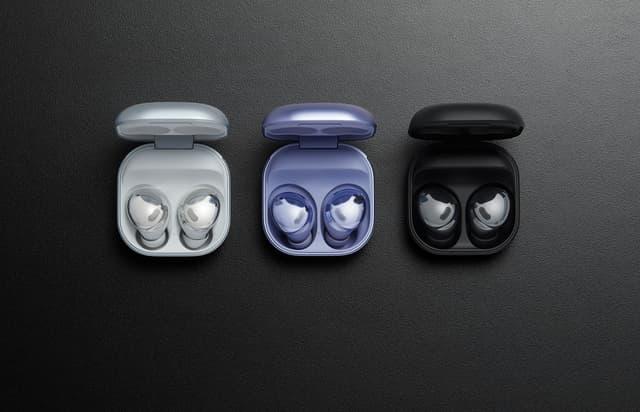 Les nouveaux écouteurs True Wireless de Samsung, les Galaxy Buds Pro