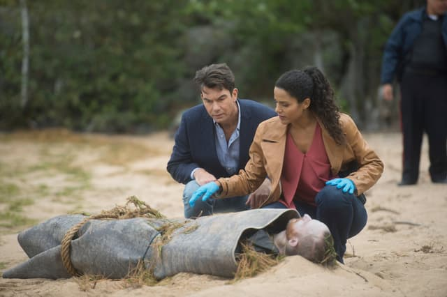 L'acteur Carter et l'inspectrice Shaw mènent l'enquête dans Carter, la série qui arrive sur 13ème Rue