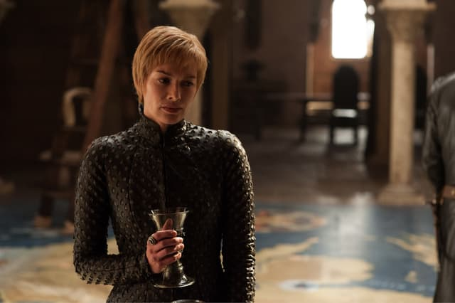 La terrible et implacable Cersei Lannister perdra-t-elle sa place sur le trône de fer ?