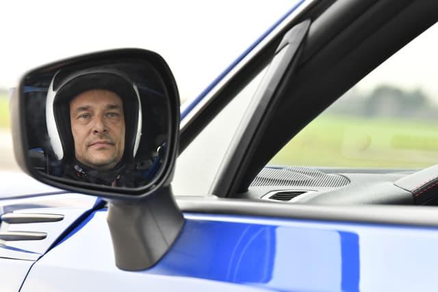 Pas du genre à regarder dans le rétro, David Hallyday a réalisé le meilleur chrono dans Top Gear