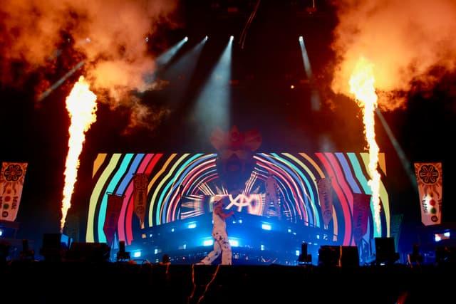 Le groupe a montré que c'était définitivement lui, la tête d'affiche de ce samedi 24 août à Rock en Seine.