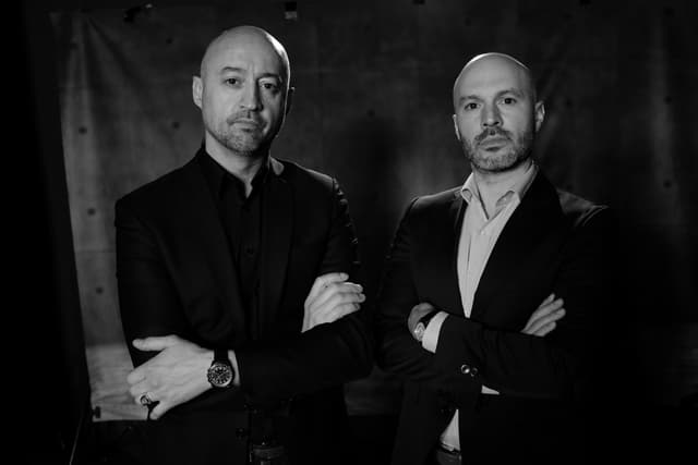 Laurent Combalbert et Marwan Mery, Les Négociateurs, se ressemblent un petit peu quand même
