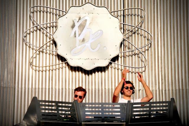 Les DJs de Bon Entendeur n'ont pas eu de mal à stimuler la foule.