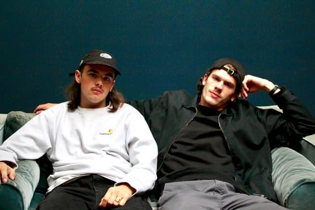 Joseph (à gauche) et Balthazar (à droite), le duo dynamique et complémentaire de SEIN.