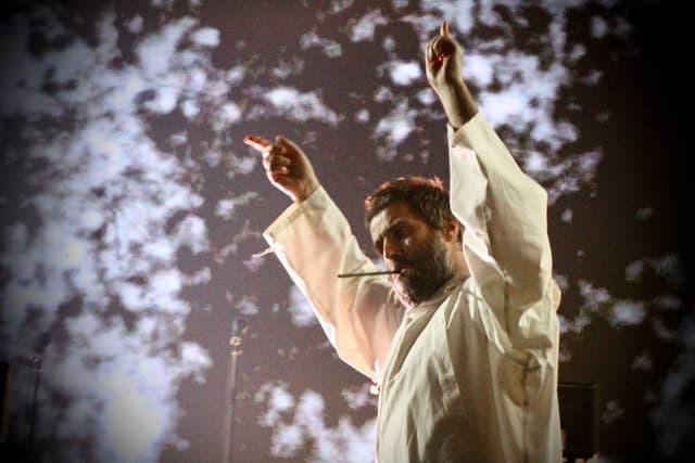 Quand Liam Gallagher dit qu'il va jouer des chansons d'Oasis en concert, c'est pas du pipeau