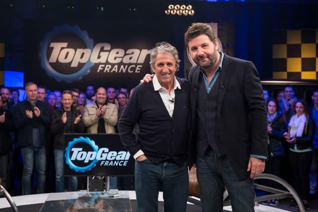 Le passage de Richard Anconina dans Top Gear aura fortement amusé Philippe Lellouche