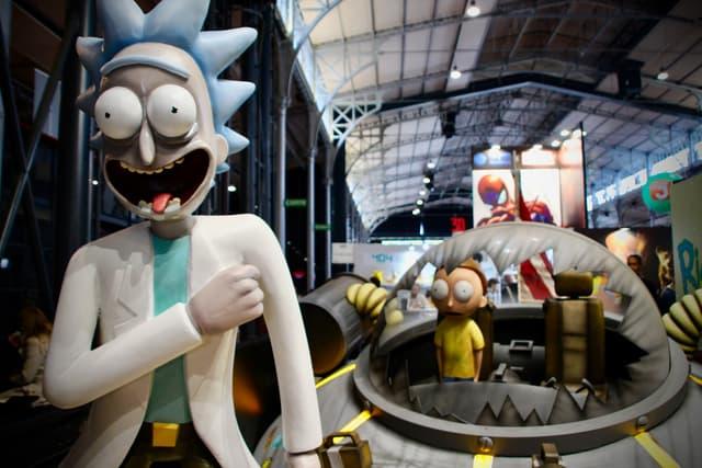 Rick et Morty, bientôt de retour pour de nouvelles aventures sur Adult Swim.