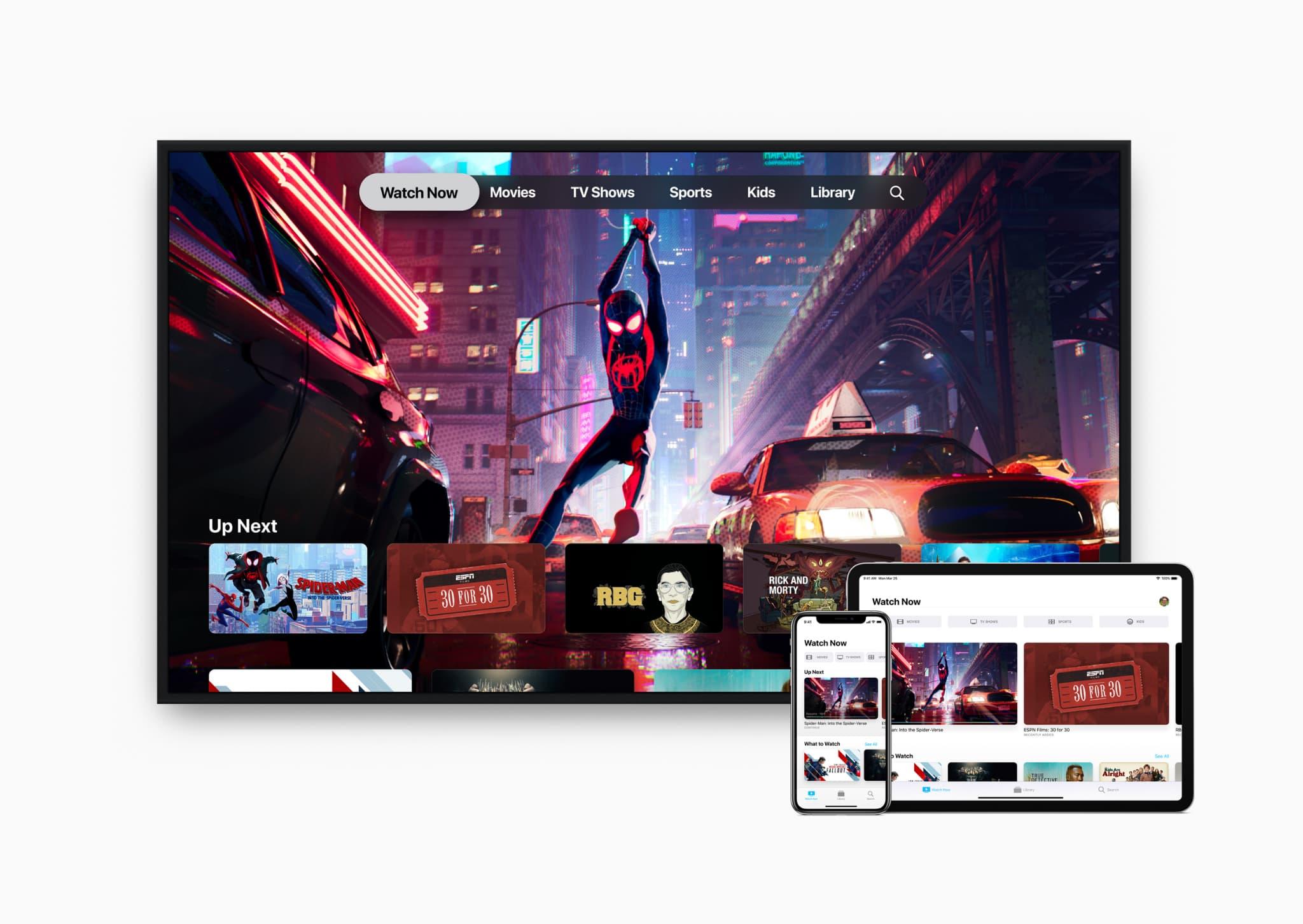 Multi-comptes, karaoké… L'AppleTV a été repensée pour s'inscrire dans un meilleur environnement familial.