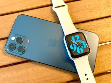 Notre test de l'Apple Watch Series 6