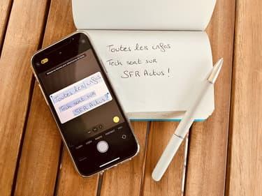 Live Text : à quoi ça sert et comment s'en servir sur iPhone ?