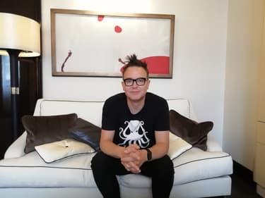 """Mark Hoppus de blink-182 : """"Je suis perturbé"""""""
