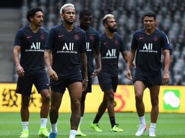 Neymar, un feuilleton de l'été au final décevant