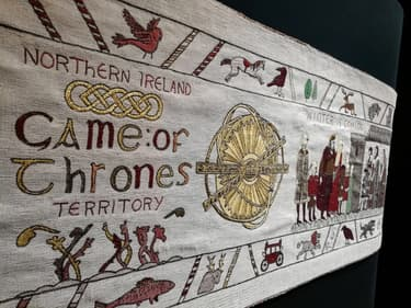 Game of Thrones : la série se revit en tapisserie à Bayeux