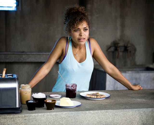 Antonia Thomas incarnait Alisha dans Misfits entre 2009 et 2011.