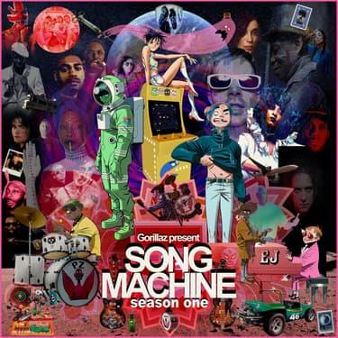 Gorillaz dévoile l'intégralité de sa Song Machine