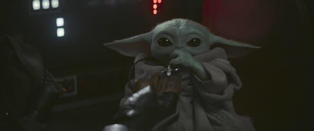 Baby Yoda, alias The Child, le nouveau chouchou d'Internet