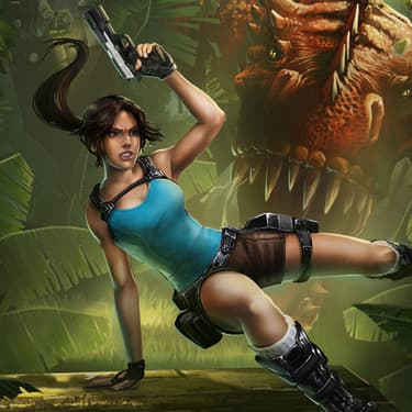 Lara Croft : Relic Run, la grande aventure Tomb Raider sur mobile