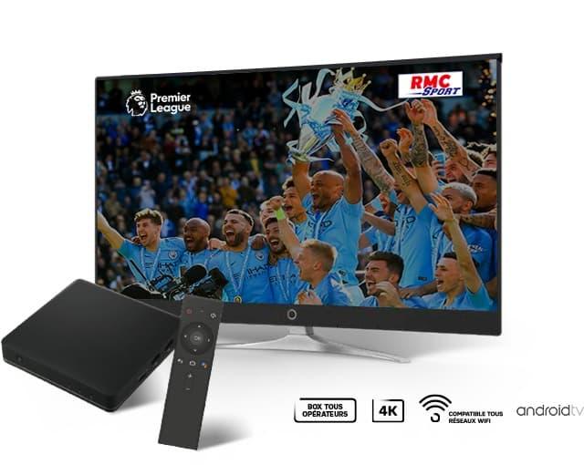 Le décodeur Connect TV de SFR fonctionne avec tous les opérateurs