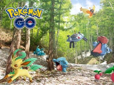 Pokémon GO : comment faire évoluer Evoli en Phyllali et Givrali ?