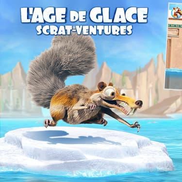 L'Âge de Glace : Scrat-ventures est sur SFR Kids Récré