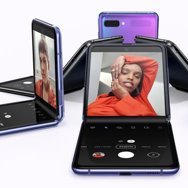 Osez craquer pour le Samsung Galaxy Z Flip