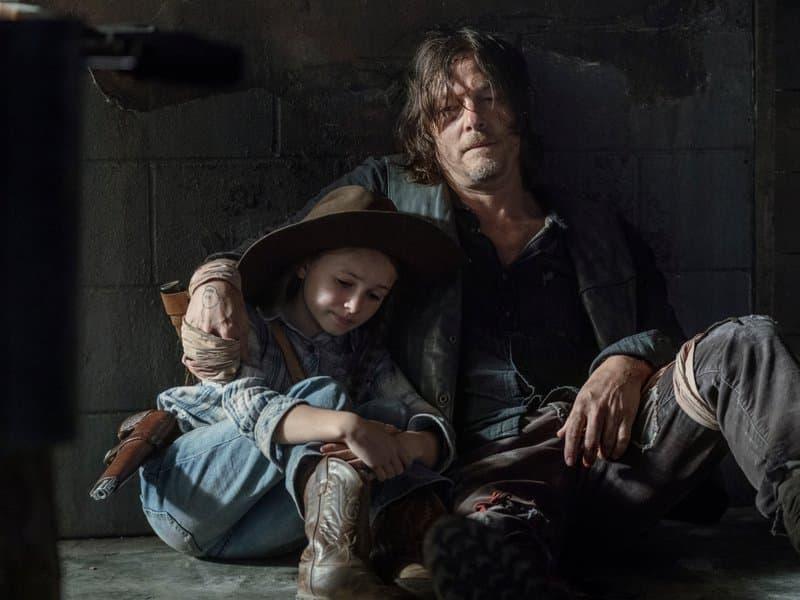 The Walking Dead : une série mortelle à déguster sur OCS avec SFR