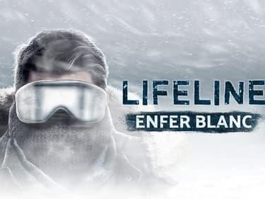 Plongez dans l'Enfer Blanc de Lifeline sur SFR Jeux