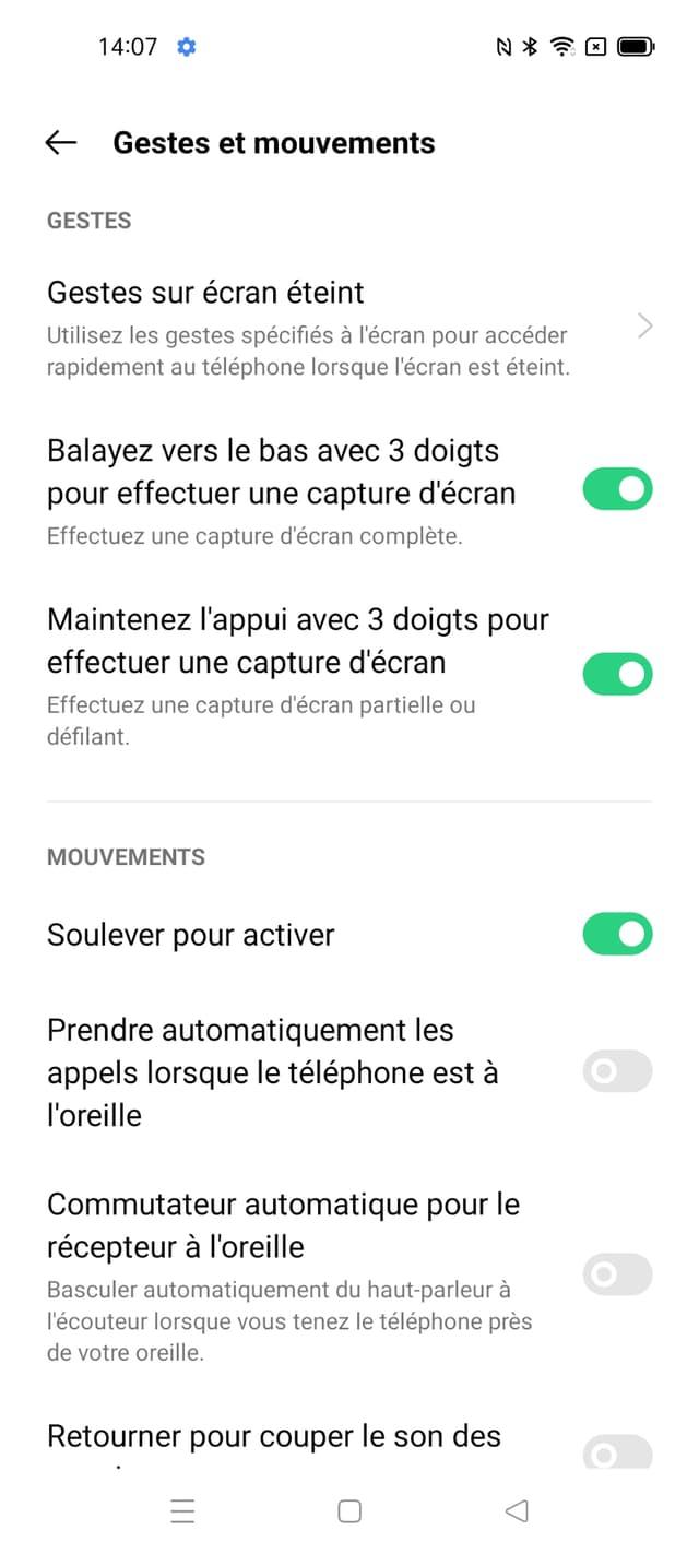 Comment faire une capture d'écran sous Android
