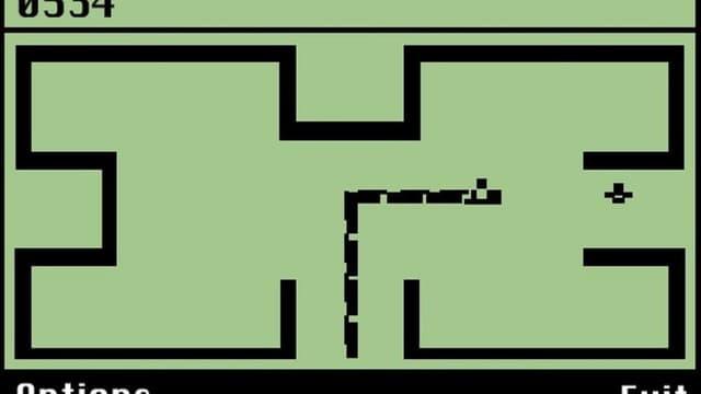Le jeu Snake a fait un malheur dans les cours de récré et transports en commun