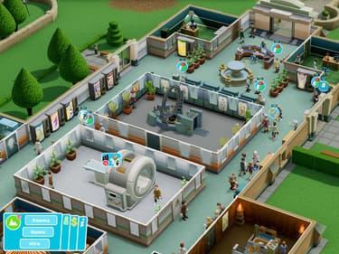 Two Point Hospital : gérez votre hôpital sur SFR Gaming