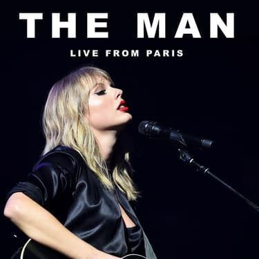 Taylor Swift : son nouveau clip extrait de son concert à Paris