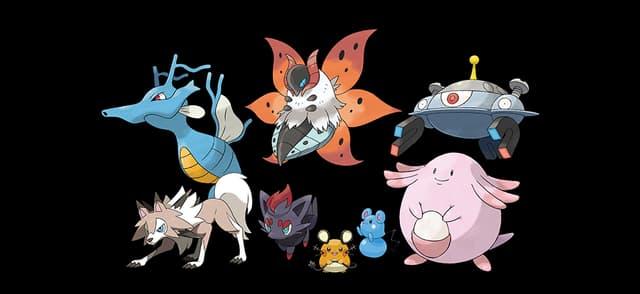 De nouveaux Pokémon arriveront dans Pokémon Épée et Bouclier grâce au DLC.