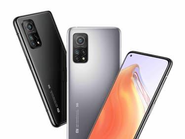 Mi 10T : Xiaomi lève le voile sur sa nouvelle série de smartphones