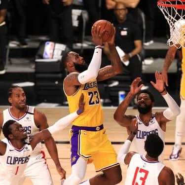 NBA : les temps forts de la reprise