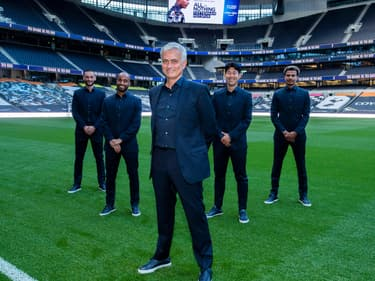All or Nothing : entrez dans le vestiaire de Tottenham
