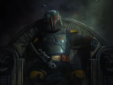 Le Livre de Boba Fett : la prochaine série Star Wars se dévoile