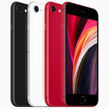 L'iPhone SE est disponible en précommande sur la boutique en ligne de SFR