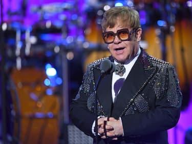 Elton John estime que le foot lui a sauvé la vie