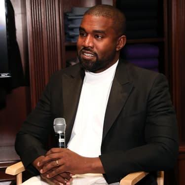 Kanye West à la présentation du dernier livre de Jim Moore, au Ralph Lauren de Chicago, le 28 octobre 2019.