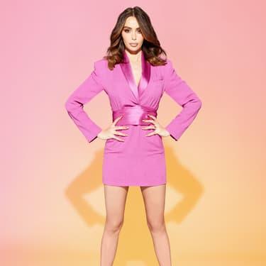 Nabila revient dans une émission de télé-réalité, mais cette fois en tant que présentatrice de Love Island