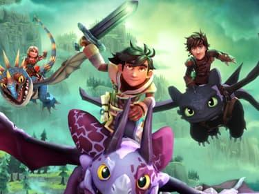 Dragons : L'Aube des Nouveaux Cavaliers commence sur SFR Gaming