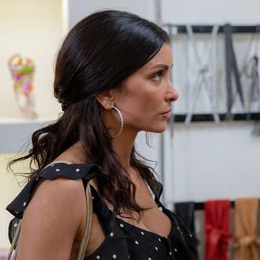 Caterina Murino et Jennifer Bartoli dans la série Le temps est assassin sur TF1.