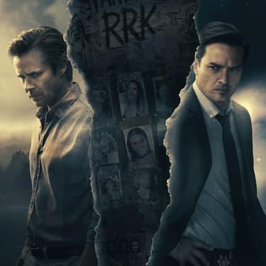 """Les acteurs Sam Trammell et Aden Young dans la série """"Recknoning"""", à voir sur 13ème Rue."""
