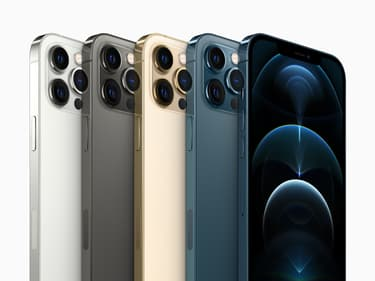Bon plan : baisse de prix sur l'iPhone 12 Pro Max chez SFR !