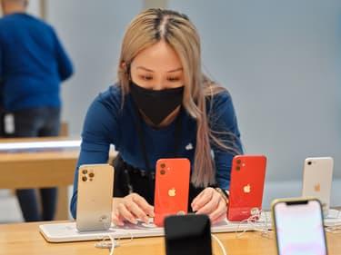 L'iPhone 12 et l'iPhone 12 Pro sont arrivés chez SFR !